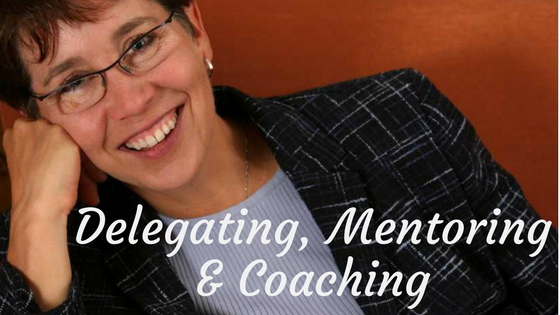 Delegating, Mentoring & Coaching Course
