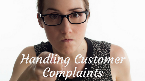 Handling Customer Compalints Course